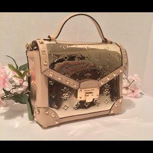 MICHAEL Michael Kors Handbag ID tag w/QR Scan Code